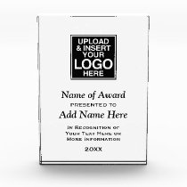 Add Logo and Custom Information for Presentation Award