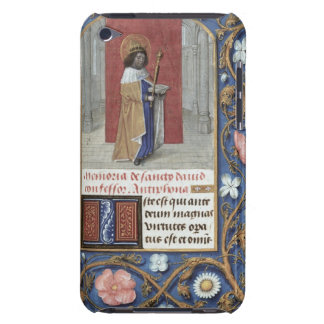 Add Ms 54782 f.40 St. David, from the Hastings Hou iPod Touch Cover