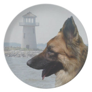 Add My Pet  Lighthouse Plate