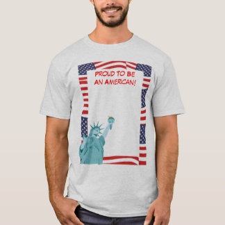 """Add My Pet"" Patriotic Shirt"