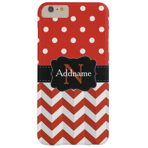 Add name barely there iPhone 6 plus case