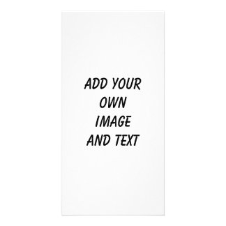Add Own Image Photo Card