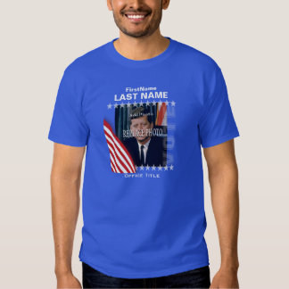 Add Photo   Campaign Template T-Shirt