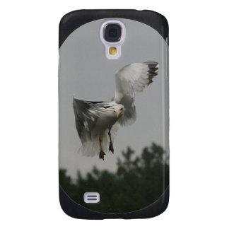 Add Photo Large Oval Frame(black) Galaxy S4 Case