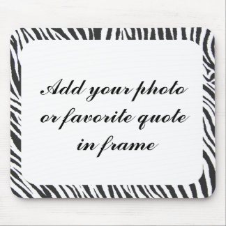 ADD PHOTO OR QUOTE IN FRAME-MOUSEPAD