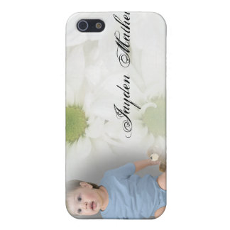 Add Photo White Daisy iPhone 4 Speck Case