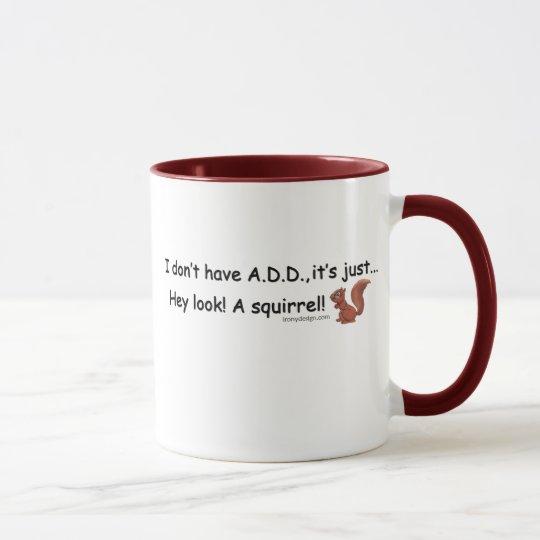 ADD Squirrel Mug