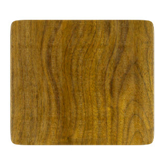 Add Text to Wood Background Cutting Boards