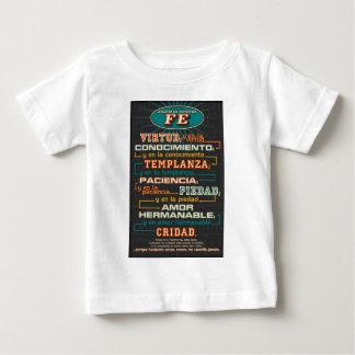 Add to Your Faith  Spanish Bible Verses Tshirt