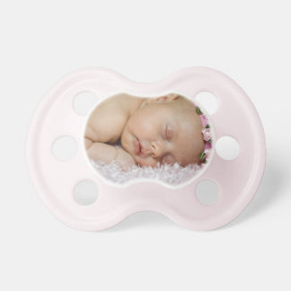 Add You Baby's Photo Baby Pacifier