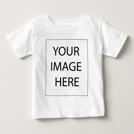 Add You Logo And Text Here Baby T-shirt