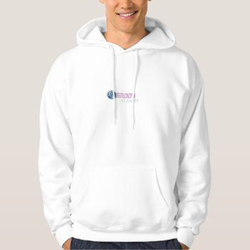 Add You Logo And Text Here Hoodie by CREATIVEforBUSINESS at Zazzle