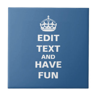 Add you own text here! tiles