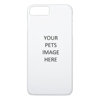 Add you Pet to an iPhone iPhone 7 Plus Case