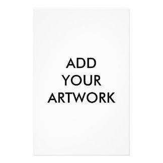 Add your artwork stationery