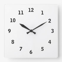 Add Your Background Wall Clock