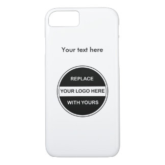 Add Your Business Logo iPhone 7 Case