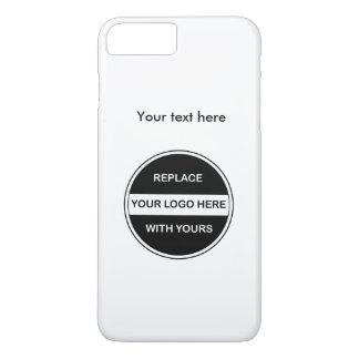 Add Your Business Logo iPhone 8 Plus/7 Plus Case