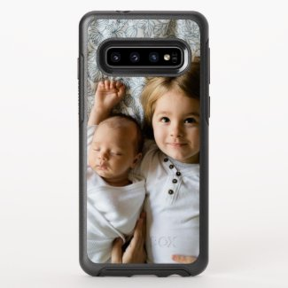 Add your Child's Picture to this OtterBox Symmetry Samsung Galaxy S10 Case