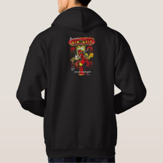 ADD YOUR CITY Devil Girl Atom Bomb Hoodie