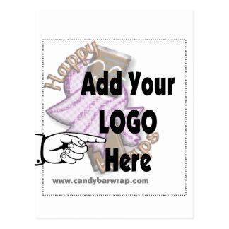 Add your Company Business LOGO Postcard