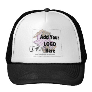 Add Your Company LOGO as Client or Employee Gifts Hats
