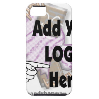 Add Your Company LOGO as Client or Employee Gifts iPhone SE/5/5s Case
