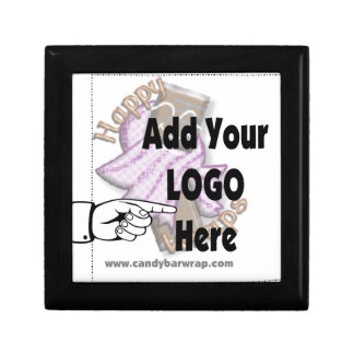 Add Your Company LOGO as Client or Employee Gifts Jewelry Boxes