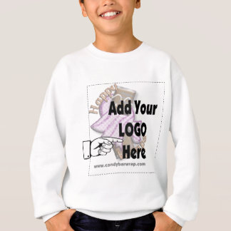 Add Your Company LOGO as Client or Employee Gifts Sweatshirt