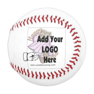 Add your Company LOGO Baseball