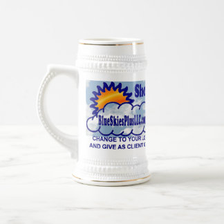 Add your Company Logo on Beer Steins 18 Oz Beer Stein
