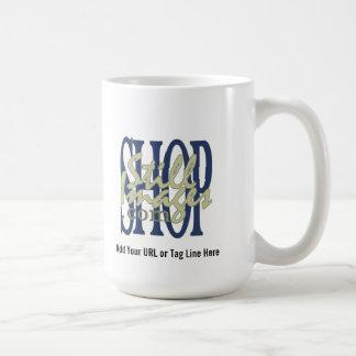 Add Your Company Logo to this Mug