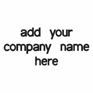 add your company name here polo