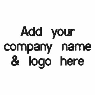 Add your company name & logo here