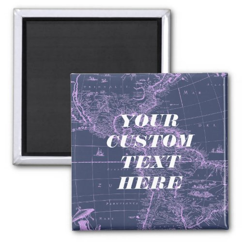 Add Your Custom Text  Quote Personalized Magnet