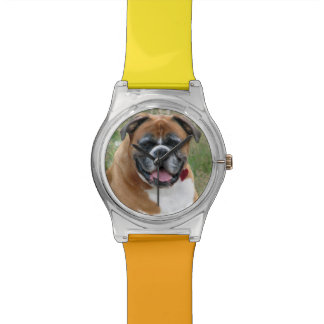 Add YOUR DOG PHOTO Watch Template
