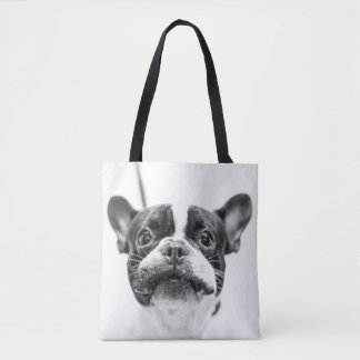 Add Your Favorite Pet Photo All Over Print Bags