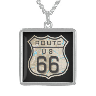 Add your favorite photo / message / logo sterling silver necklace