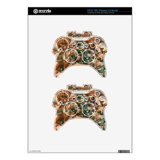 Add your favorite photo / message / logo xbox 360 controller decal
