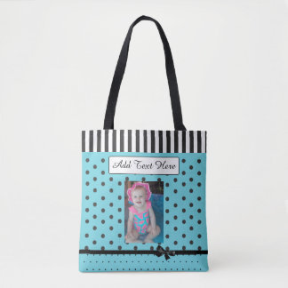 Add your Favorite Photo  to this Personalized Bag