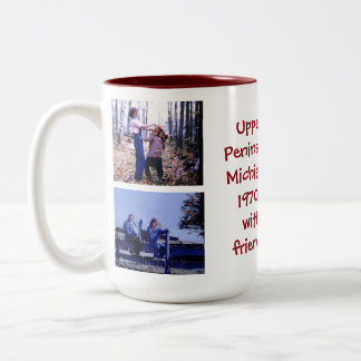 Add your favorite photos / message mug 15c