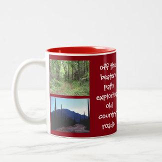 Add your favorite photos / message mug 15r