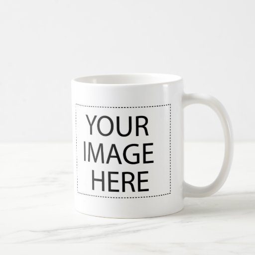 Add Your Image or Text Here Coffee Mugs