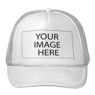 Add Your Image or Text Here Mesh Hat