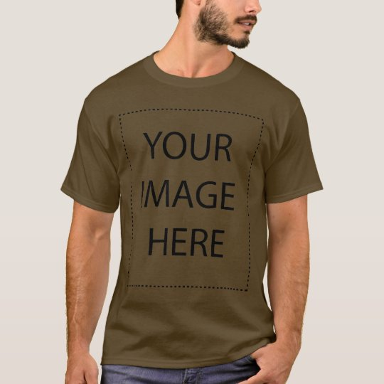 Add Your Image or Text Here T-Shirt