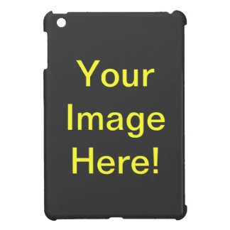 Add Your Image to our Mini iPad Cases