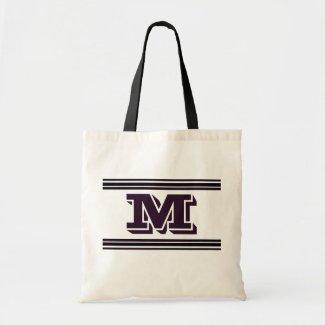 Add Your Initials Monogram bag