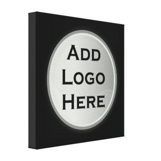 Add Your Logo Corporate Gift Canvas Print