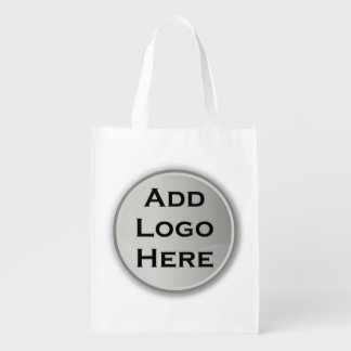 Add Your Logo Corporate Gift Reusable Grocery Bags