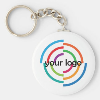 ADD Your LOGO CUSTOM company business CORPORATE Keychain